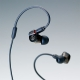 Audio Technica 鐵三角 Dual Balanced Armature Inner Ear Headphones