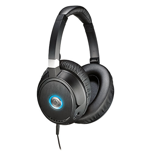 便攜降噪耳筒 Noise-Cancelling Headphones