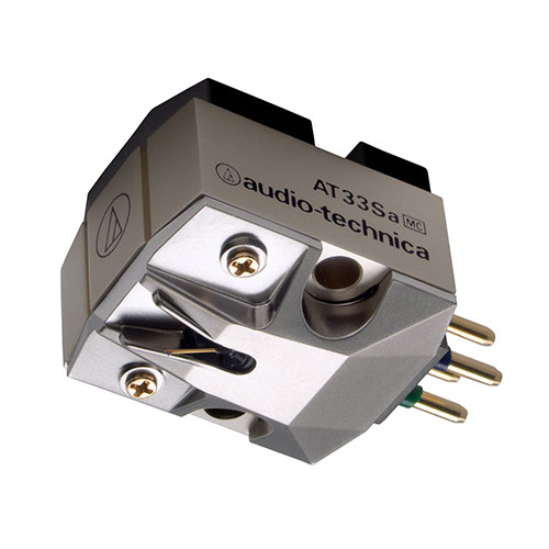 雙動圈立體聲唱頭 Dual Moving Coil Cartridge
