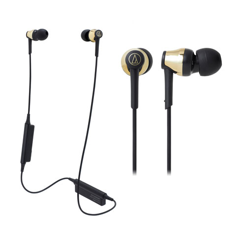 Audio Technica 鐵三角 Wireless In-Ear Headphones